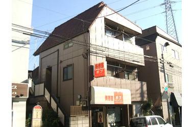 三鷹 バス11分 停歩1分1階1K 賃貸マンション