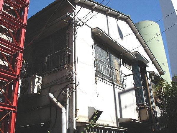 佐藤荘2階1K 賃貸アパート