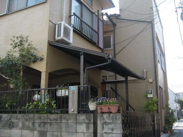 福士荘2階1K 賃貸アパート