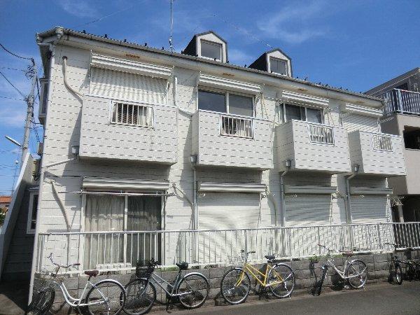 パークアベニューデュエット東恋ヶ窪 1階 1R 賃貸アパート