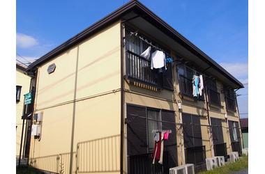 サンハイツカナイ2階1K 賃貸アパート