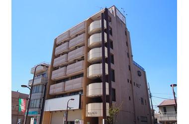 上熊谷セブンビル6階1K 賃貸マンション