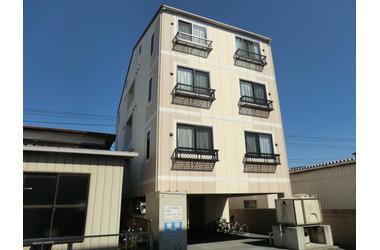 アンリシール ヴィラ4階1K 賃貸マンション