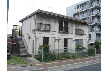 コーポ第二静光2階1K 賃貸アパート