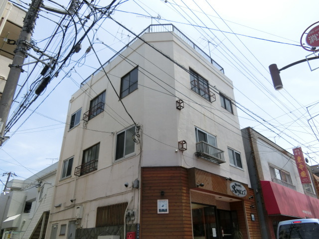 武蔵小杉 徒歩18分 3階 1K 賃貸アパート
