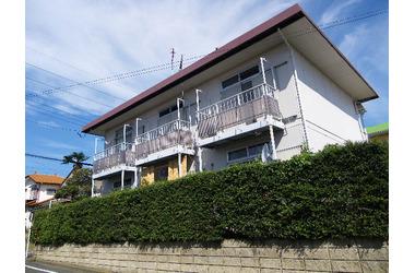 大竹コーポA棟2階1K 賃貸アパート