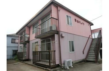 曽山ハイツ2階3DK 賃貸アパート