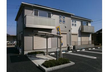 倉賀野 徒歩40分2階2LDK 賃貸アパート