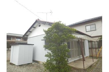 倉賀野町貸家1-1階2DK 賃貸一戸建て