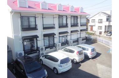 ピースハウス Ⅱ1階1R 賃貸アパート