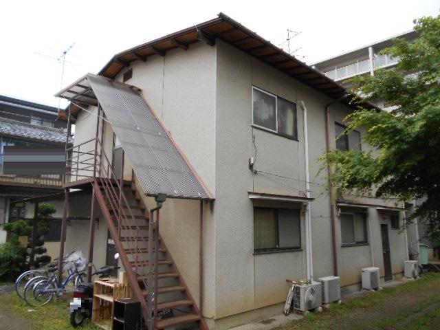 今井学生アパート 2階 1R 賃貸アパート