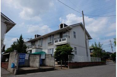 サープラスコーポ B 2階 2DK 賃貸アパート