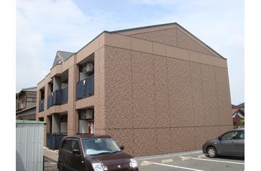 ポラリス2階1K 賃貸アパート