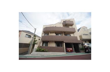 プレール・ドゥーク三宿3階1R 賃貸マンション