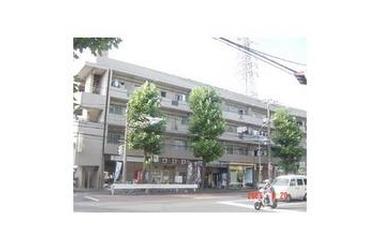 第1秋山エンタービル4階2DK 賃貸マンション