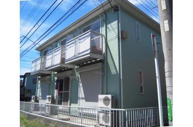 ドルフ綱島台1階1K 賃貸アパート