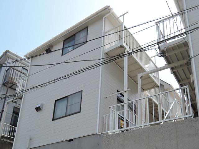第二YMハイツ 1階 1R 賃貸アパート