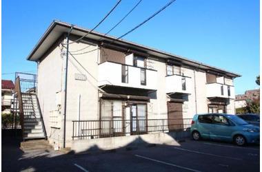 津田沼 バス16分 停歩4分1階1K 賃貸アパート