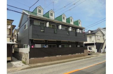 綱島 徒歩12分2階1K 賃貸アパート