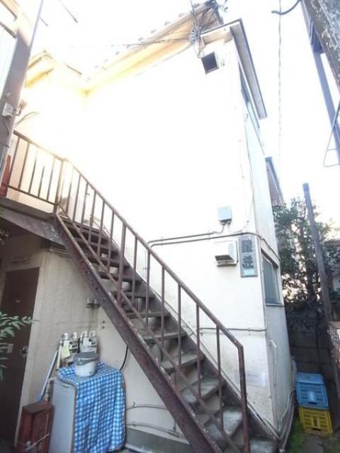 武蔵小山 徒歩8分 2階 1R 賃貸アパート