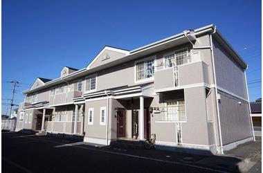 グランメールⅠ 2階 3DK 賃貸アパート