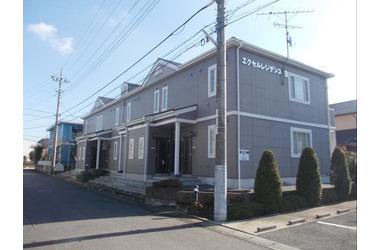 エクセルレジデンスB 1階 2DK 賃貸アパート