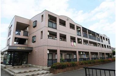 リッチヒルズI 2階 2LDK 賃貸マンション
