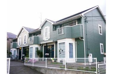 綱島 バス10分 停歩2分2階3LDK 賃貸アパート