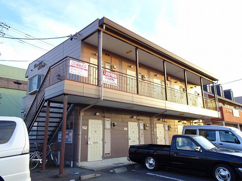 清水 バス20分 停歩4分 1階 1K 賃貸アパート