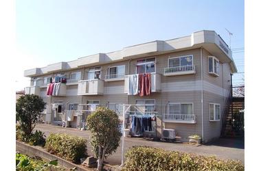 エルディム嵯峨野 1階 2DK 賃貸アパート