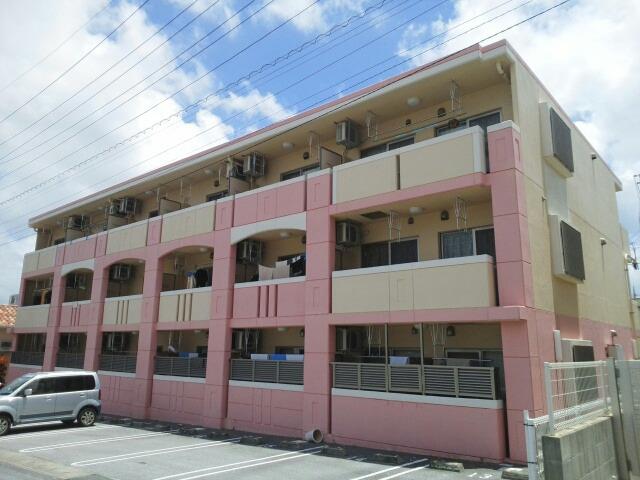 CASA ROSA 3階 1DK 賃貸マンション