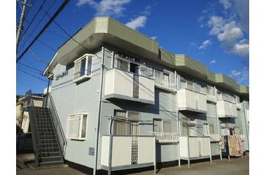 エルディム鈴光B棟 1階 2DK 賃貸アパート