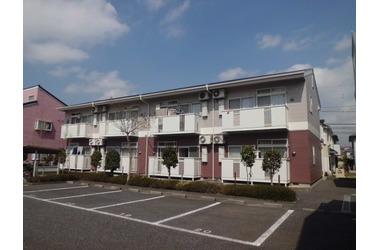 ニューシティー高野台ⅡA1階2DK 賃貸アパート