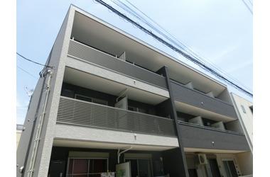 アザリアガーデン代沢3階1K 賃貸アパート