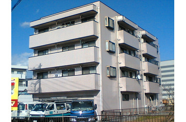 綱島 徒歩15分4階4LDK 賃貸マンション