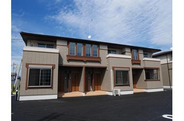 New エスポワール Ⅰ2階2LDK 賃貸アパート
