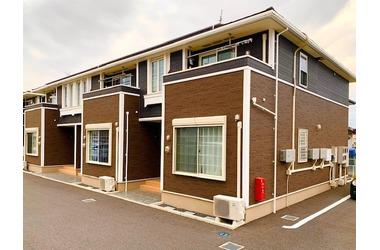 レジデンス・楓B 2階 2LDK 賃貸アパート