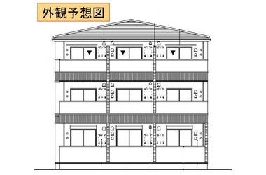 ヴィラージュ北沢3階1R 賃貸アパート