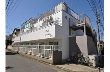 TOEIアパートメント1階1R 賃貸アパート