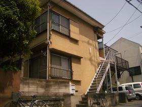 西小山 徒歩5分 2階 1K 賃貸アパート