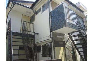 信愛荘 2階 1K 賃貸アパート