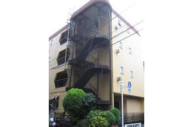 西坂ビル 4階 1R 賃貸マンション