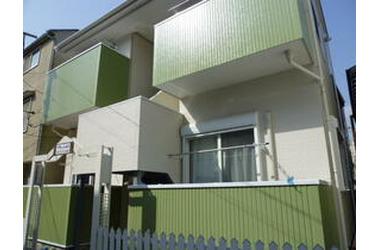 フラット4-K2階1R 賃貸アパート