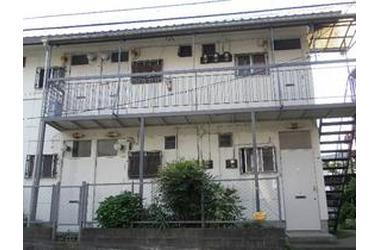 水沢荘2階1K 賃貸アパート