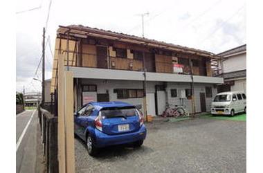 東友アパート2階1R 賃貸アパート