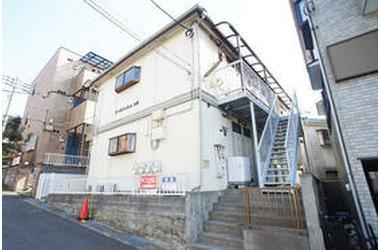 コーポシャルムA棟2階1K 賃貸アパート