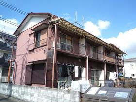 第二秋元荘 1階 1K 賃貸アパート