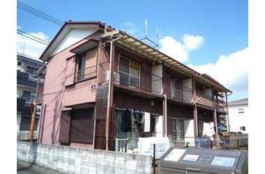 第二秋元荘1階1K 賃貸アパート