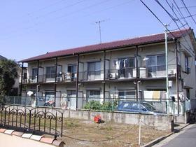 第二三ツ矢荘 2階 1K 賃貸アパート