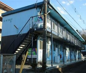 コーポコジマA棟 2階 1R 賃貸アパート